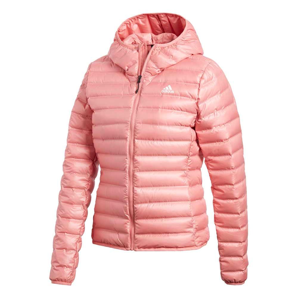 68ca948c385 Campera Moda Adidas de Plumas VARILITE Hooded Mujer - ShowSport