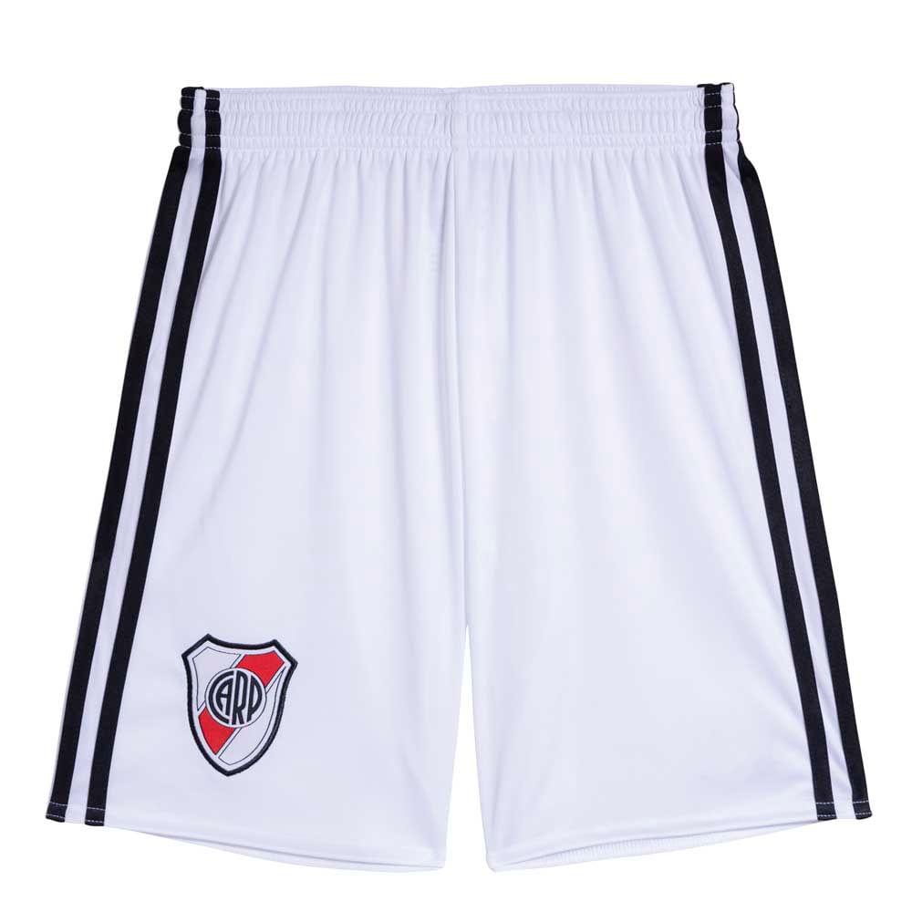 Short Futbol Adidas Futbol River Plate 3RD Niños - ShowSport 0c1b303e7ae39