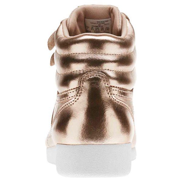 Reebok Mujer FreeStyle Zapatillas Classics Moda Metalic Hi 58qwTwBY0n
