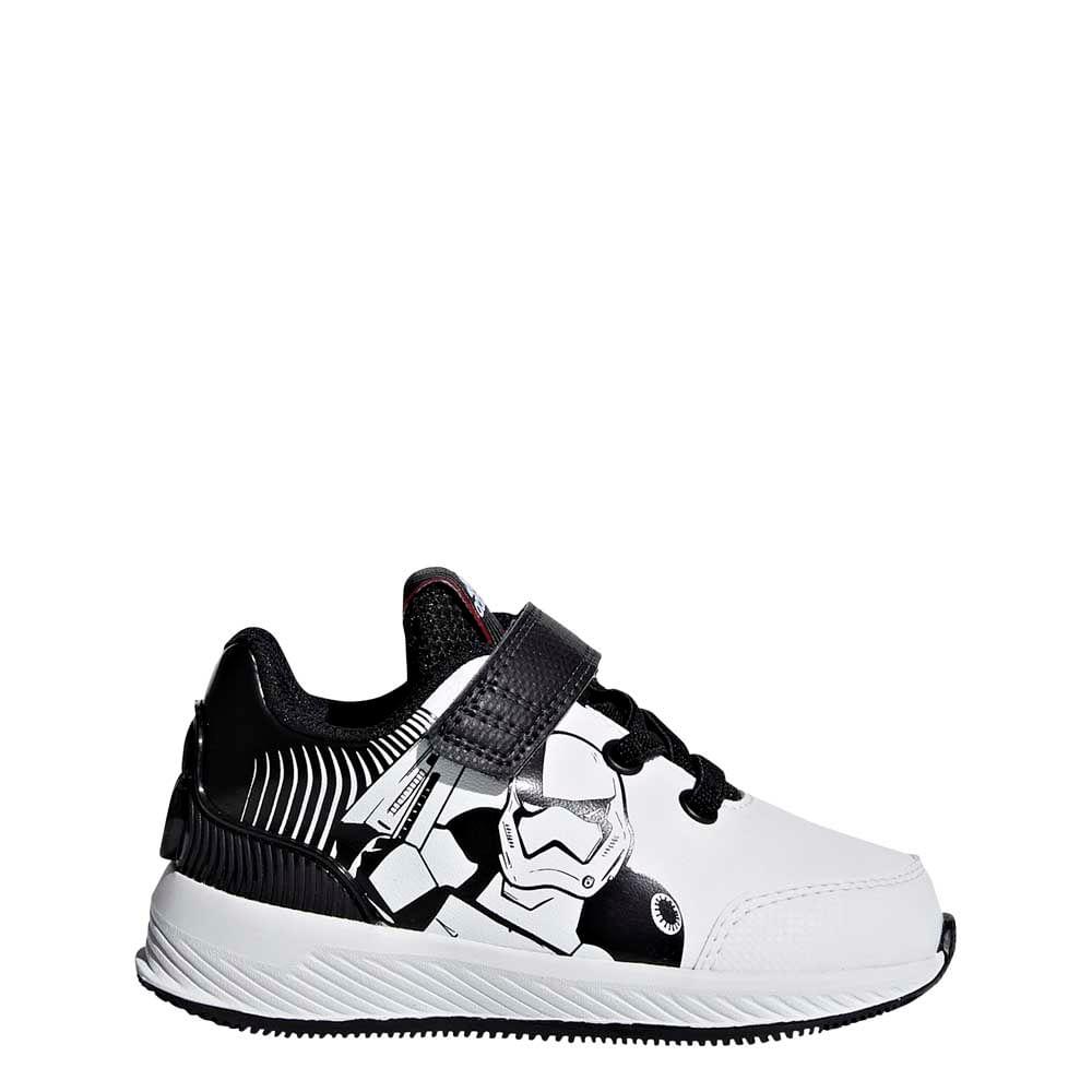 1f09ad7e7 Zapatillas Moda Adidas RapidaRun Star Wars Niños - ShowSport