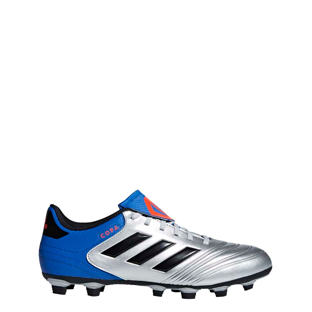 Botines Futbol Adidas 18.4 Terreno Flexible Hombre - ShowSport 86fd7f44c3116