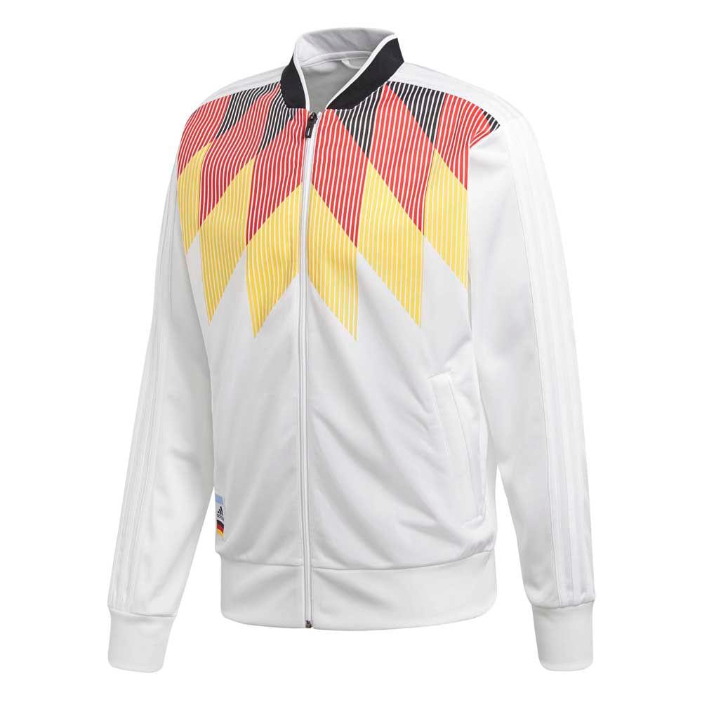 Campera Futbol Adidas Selección Alemania Hombre - ShowSport 57a66fd005324