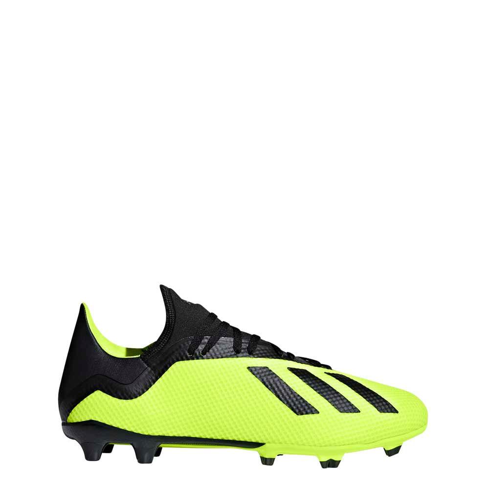 c1e1a935e8b Botines Futbol Adidas X 18.3 Terreno Firme Hombre - ShowSport