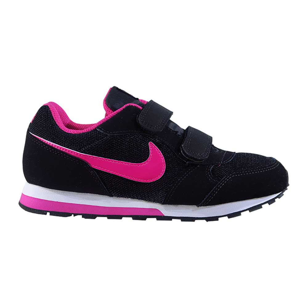 a1b589505ceee zapatillas nike moda md runner 2 niñas - ShowSport