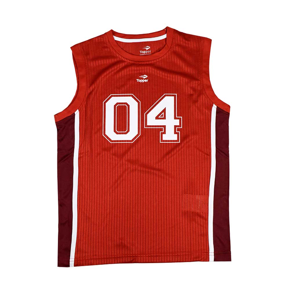 197d4eb67d3c8 CAMISETA TOPPER BASQUET T-SHIRT NIÑOS - ShowSport
