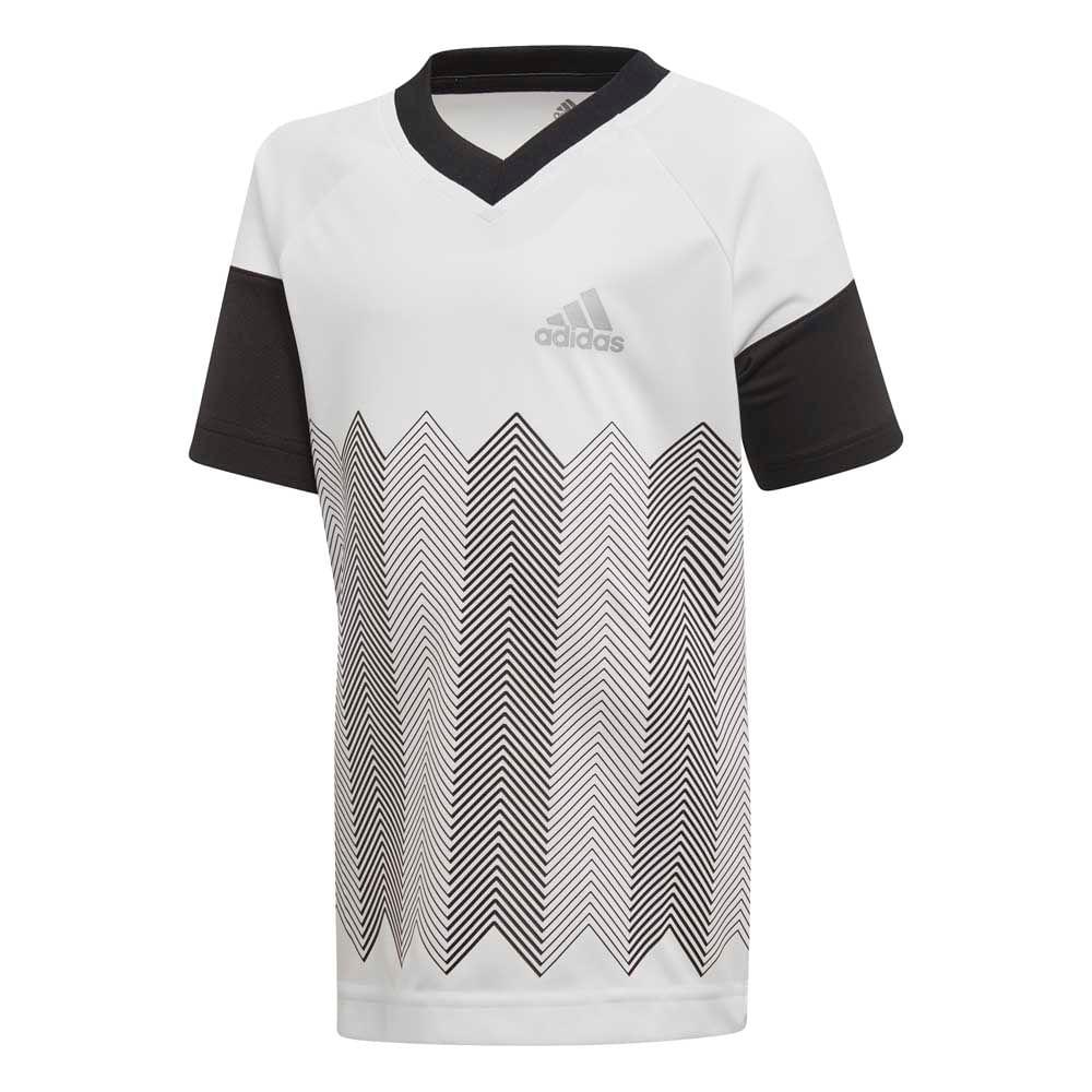 camiseta adidas futbol polo football niños - ShowSport 043a1228427a3