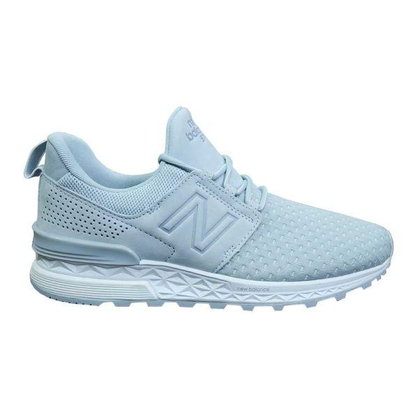 zapatillas de mujer new balance blancas