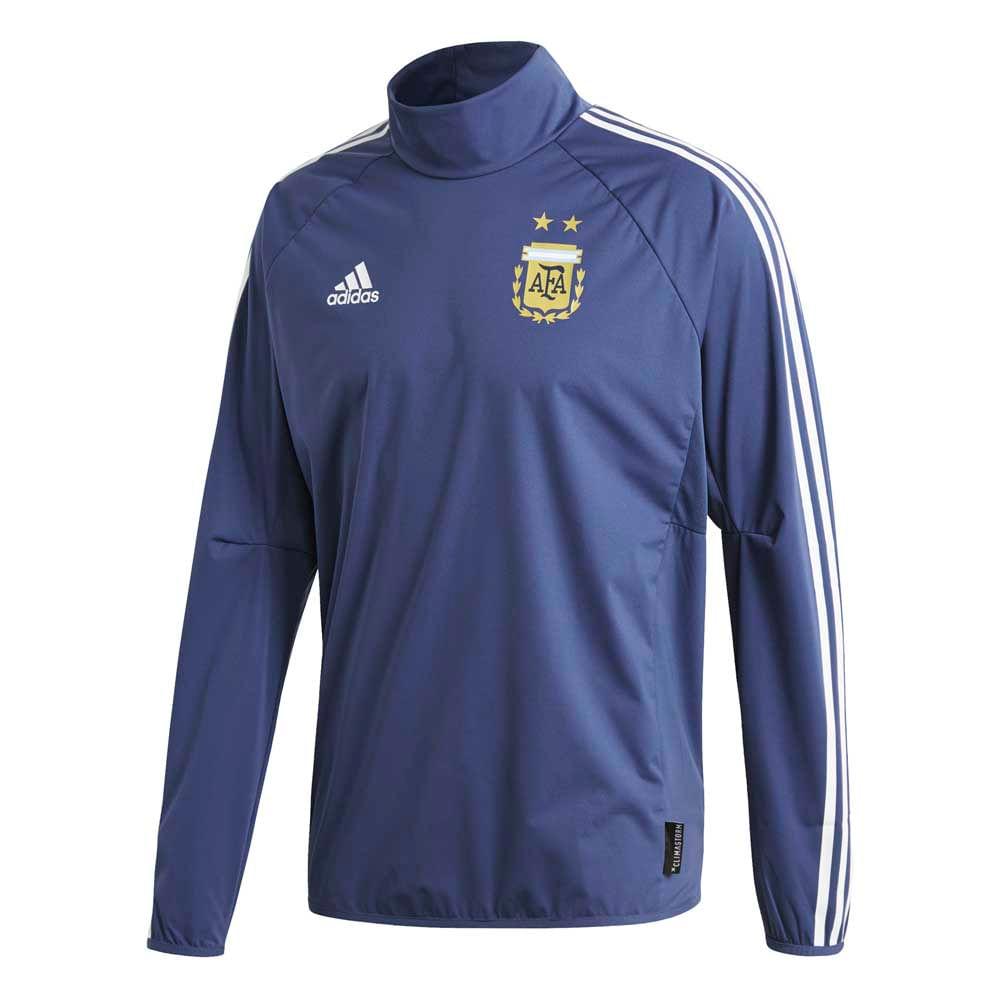 9a2fd5a6af5a3 buzo adidas futbol seleccion argentina 2018 hombre - ShowSport