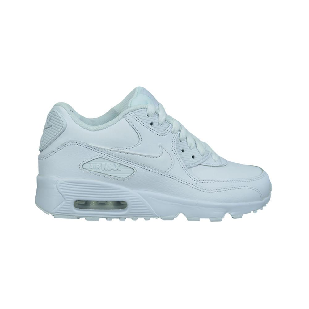 Niños Leather Showsport Older 90 Nike Max Zapatillas Air Moda w0P0qX 9656af431e7b7