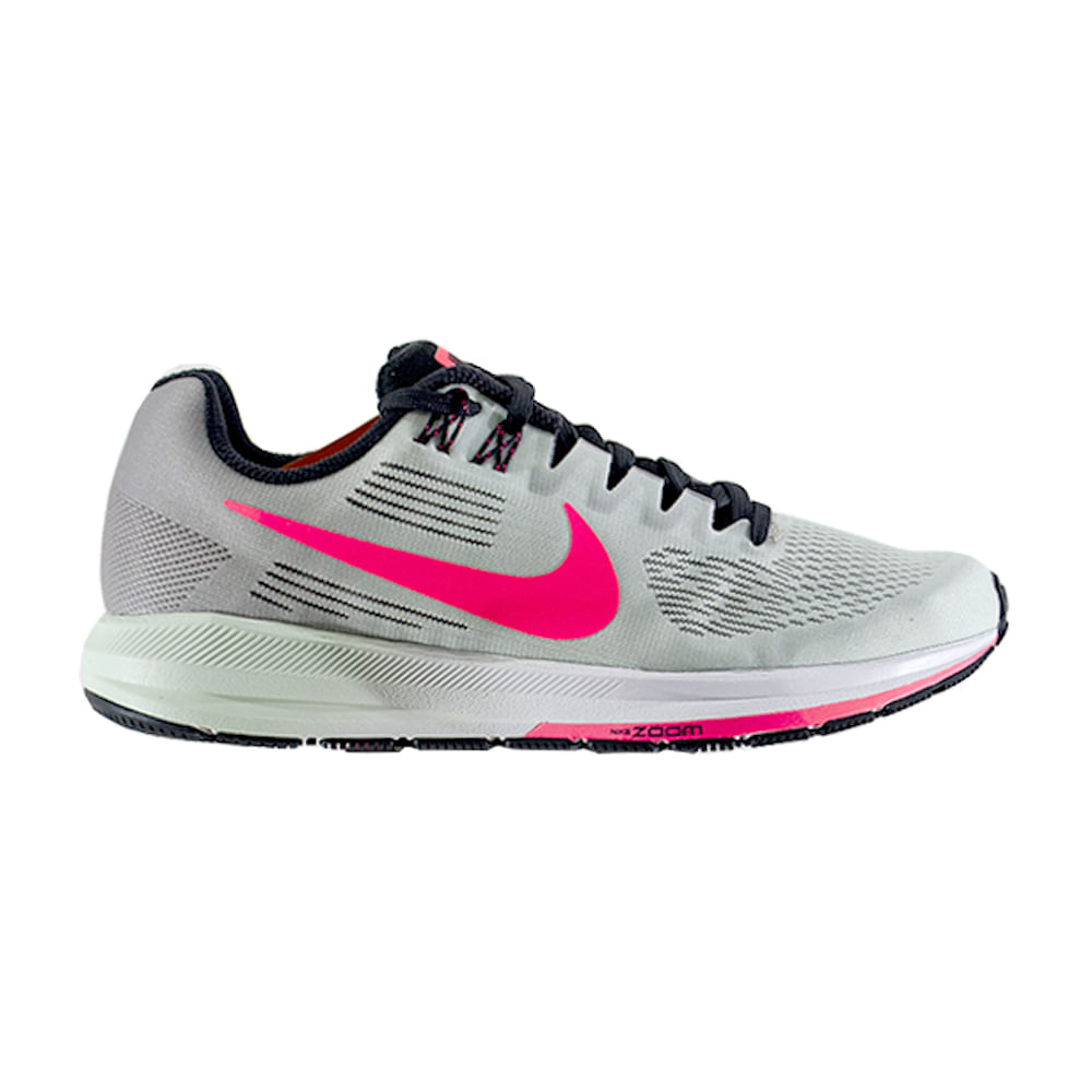 e9308aa207f Zapatillas Nike Air Zoom Structure 21 Running Mujer - ShowSport