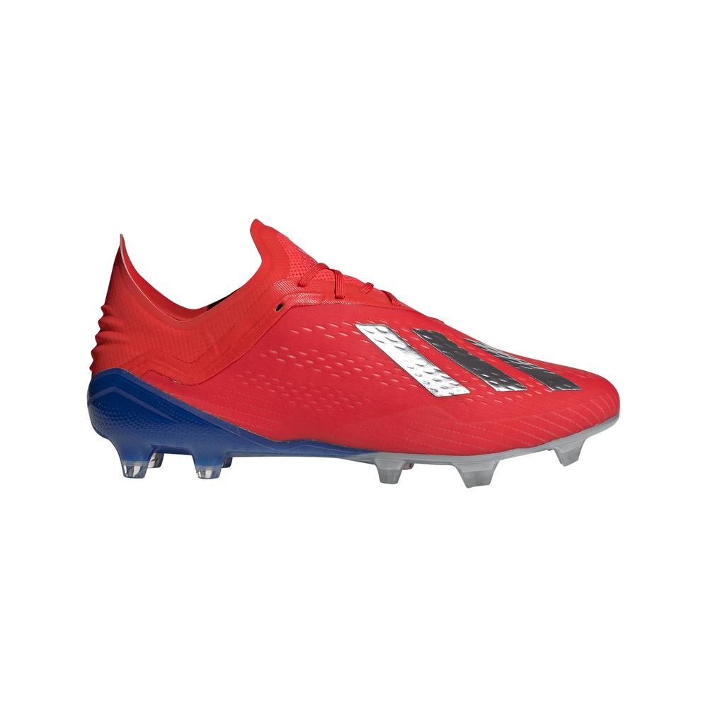 Botines Adidas Futbol X 18.1 Terreno Firme Hombre - ShowSport 6cdcc06614218