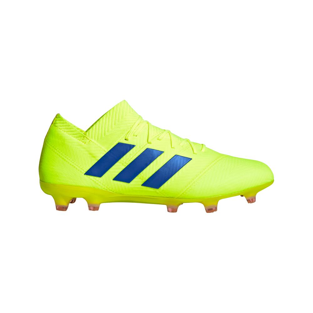 venta caliente online da2ff f031e Botines Adidas Futbol Nemeziz 18.1 Terreno Firme Hombre ...