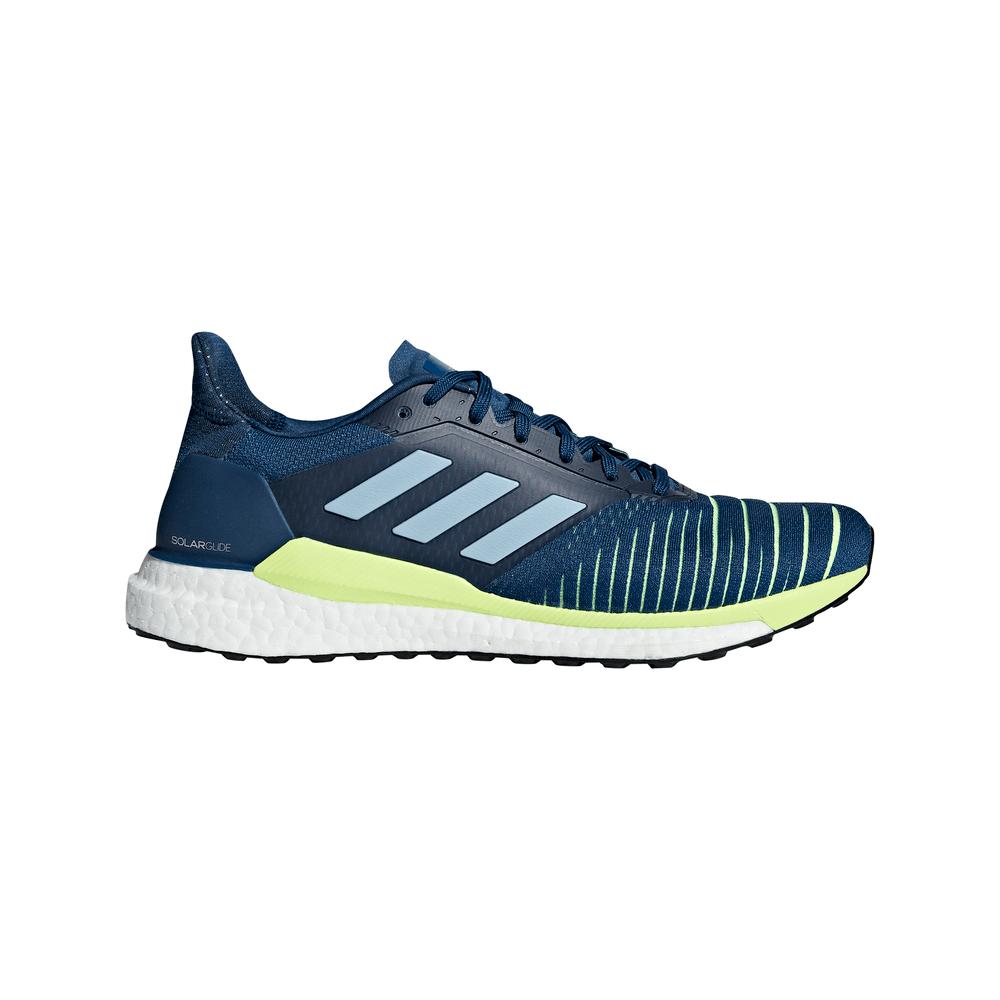 Zapatillas Adidas Running Solar Glide - ShowSport 7c49099bbe11e
