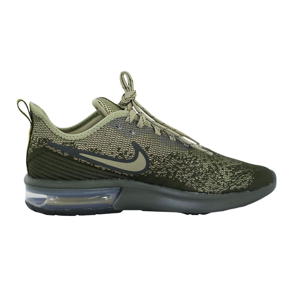 7a5529d9904fd Zapatillas Nike Air Max Sequent 4 Running Hombre - ShowSport