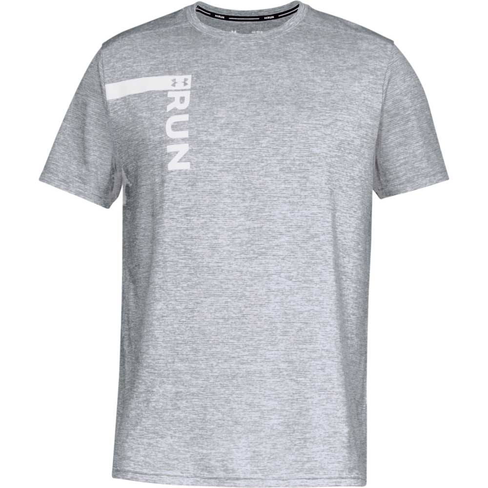 Remera Under Armour Running Run Tall Graphic Hombre - ShowSport e949efd491efe